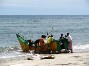 Tarik Boat