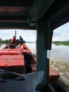 Boat ke Pulau Banyak