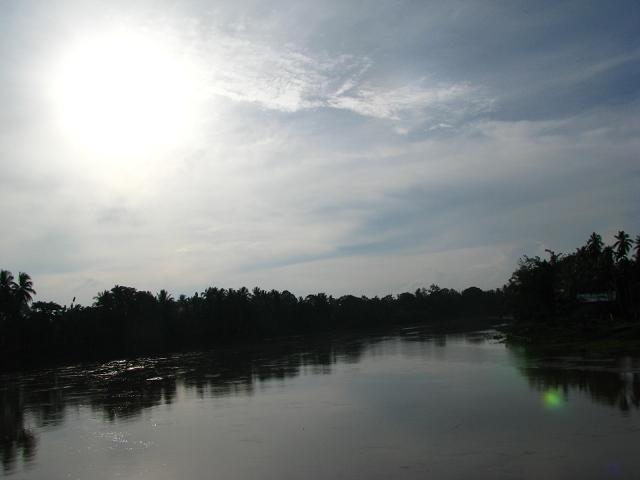 Sun-day morning