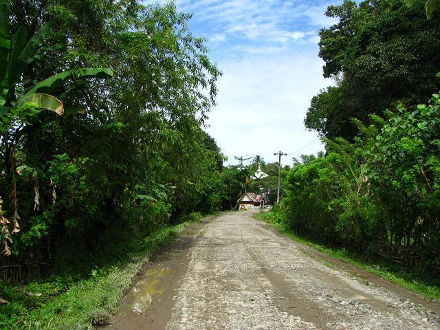 Long road to Lake Geunang Geudong