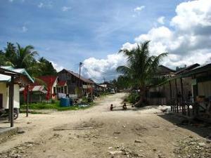 Pusat Desa Sibigo