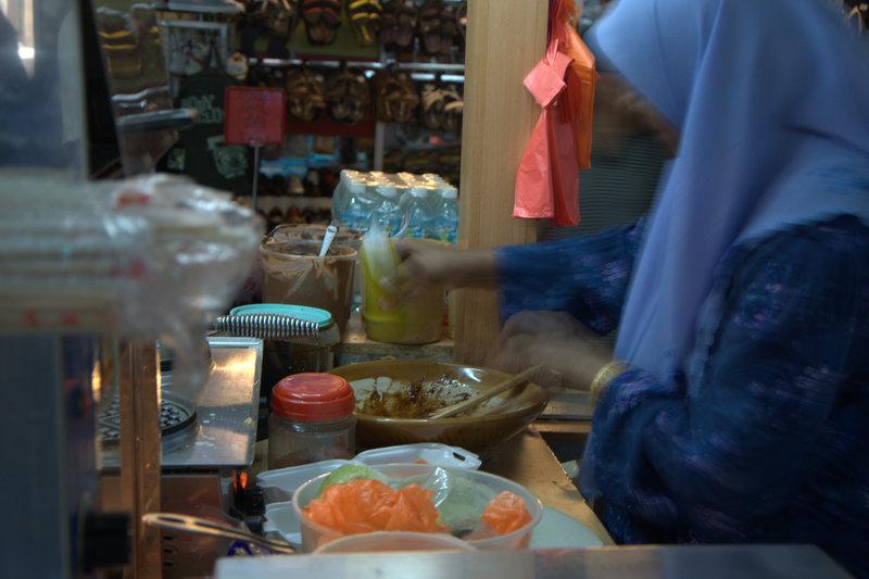 Menginap di Pinggir Sungai Melaka - day 2 (5/6)