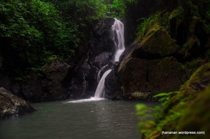 Pria Laot waterfall