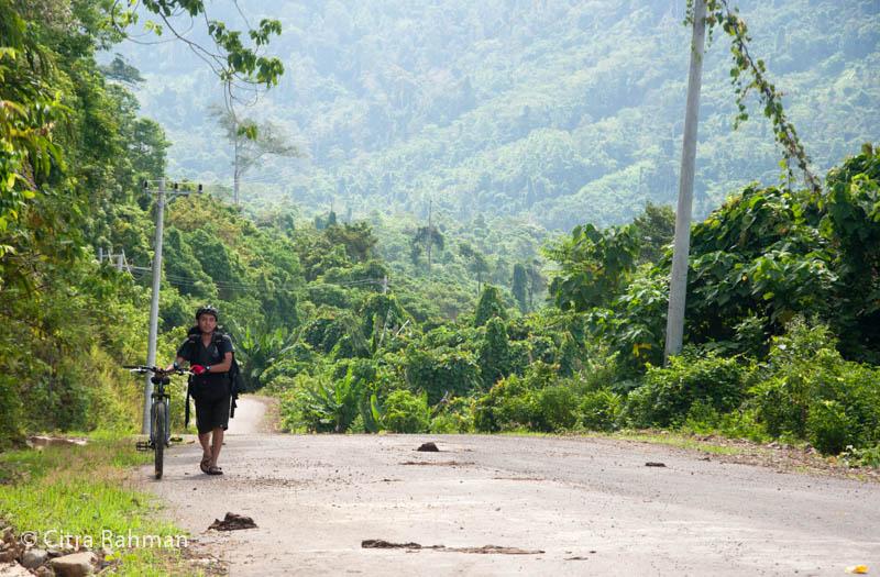 Mencapai Batas BaratIndonesia