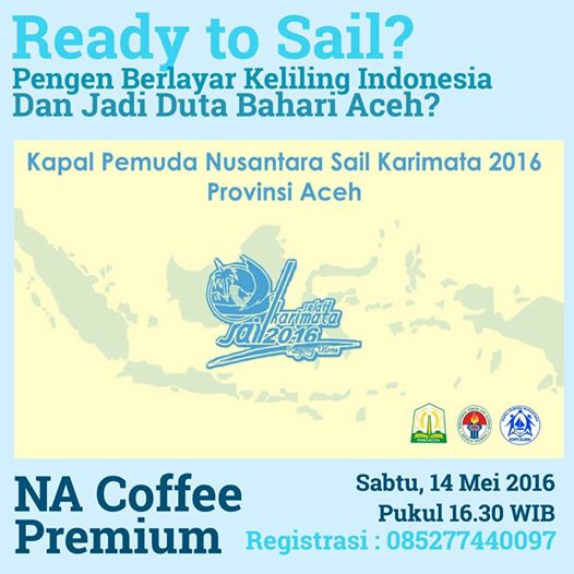 Workshop KPN Sail Karimata 2016