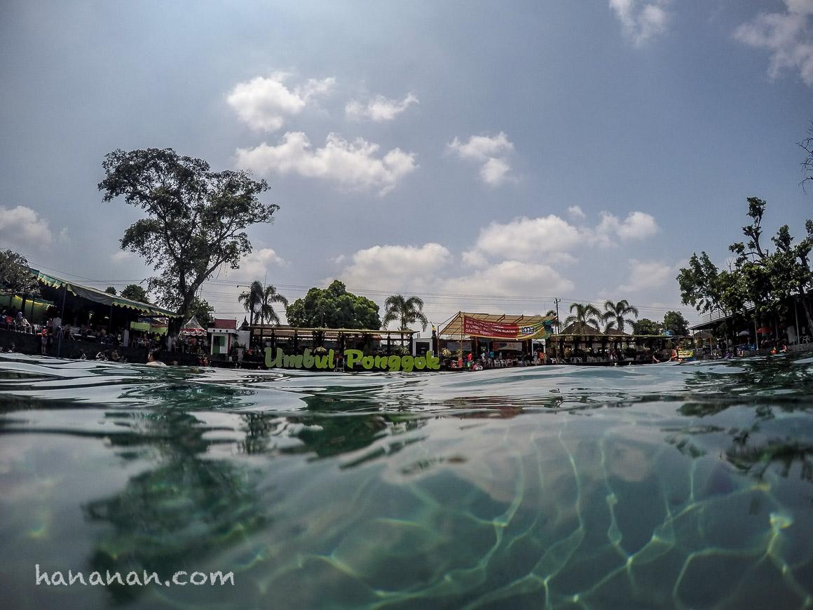 Umbul Ponggok Klaten – Sensasi Snorkeling di Air Tawar #PesonaJawaTengah