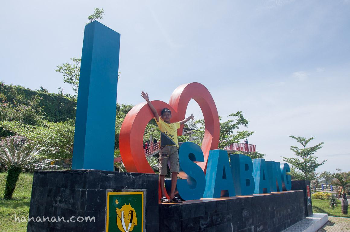 Camping Horor di PulauWeh