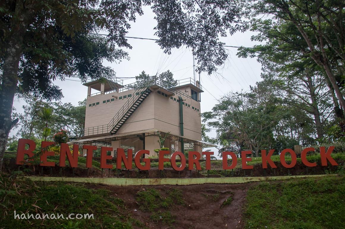 Benteng Fort De Kock dan Ngopi Enak di Bawah JambatanLimpapeh