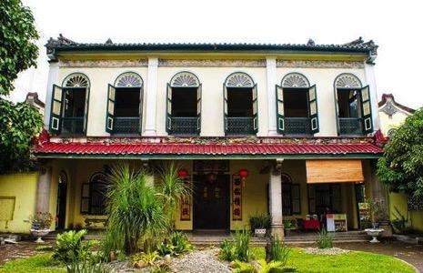 Menengok Museum Tjong A Fie, Pengusaha Dermawan AsalTiongkok