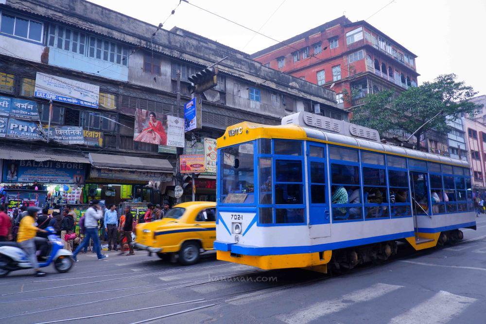 Tram Kolkata